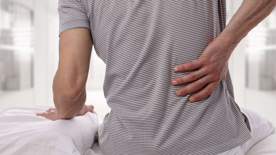 What can I do to avoid having an injection for back pain?