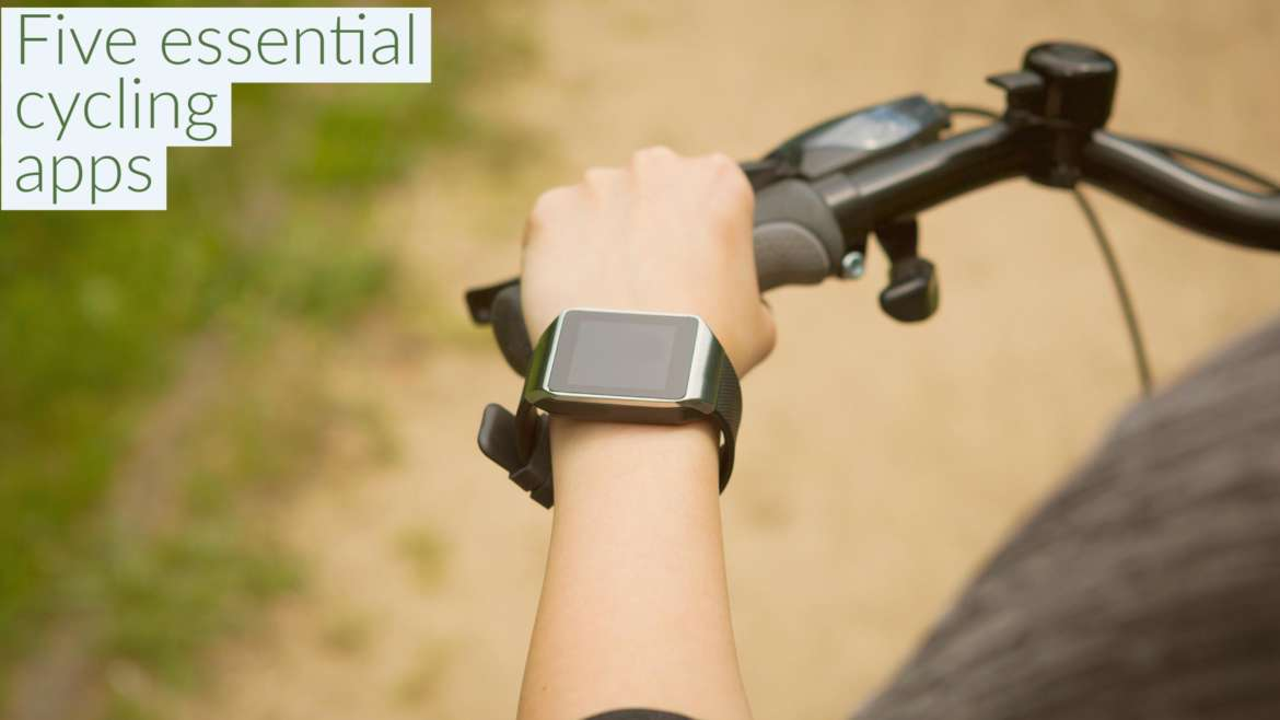 Five essential cycling apps