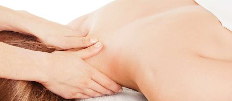 How is a deep tissue or sports massage different from a beauty salon's?