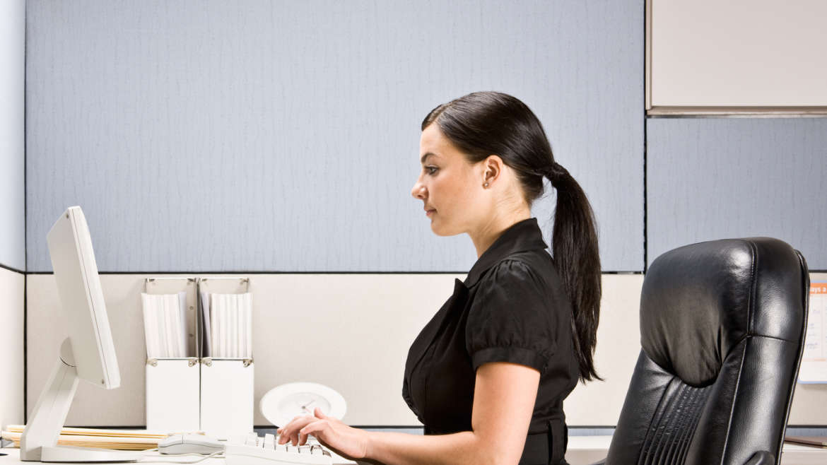 How is your posture affecting your back pain?