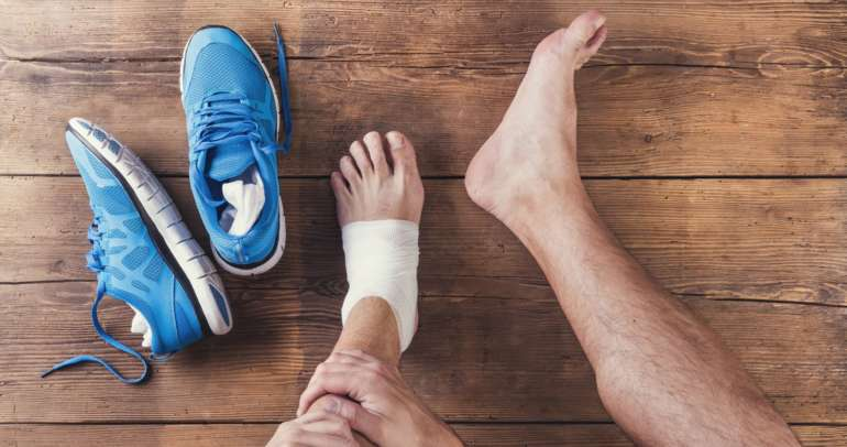 At what point during marathon training am I most susceptible to an injury?