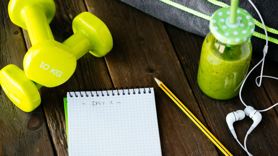 How to start a new exercise regime and avoid injury