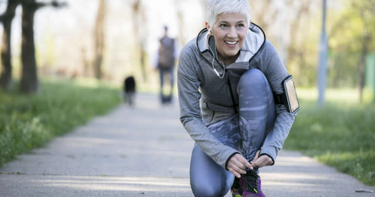 What's the best way to get back into sport and fitness?