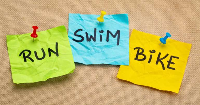 Essential kit for your first triathlon