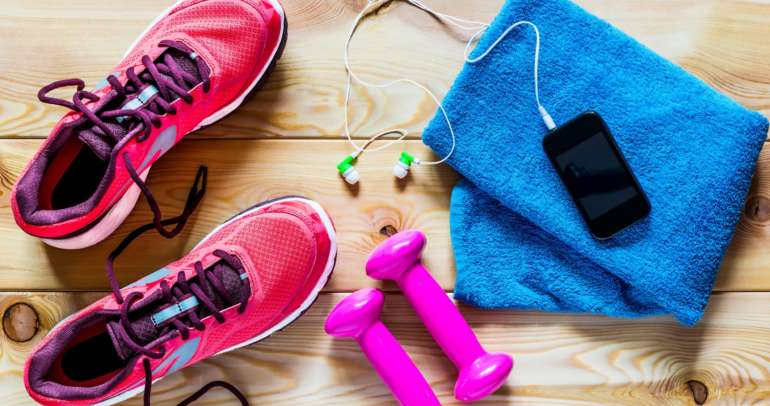 Six tips to ensure you achieve your fitness goals this year