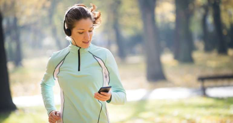 Best music apps to use during training