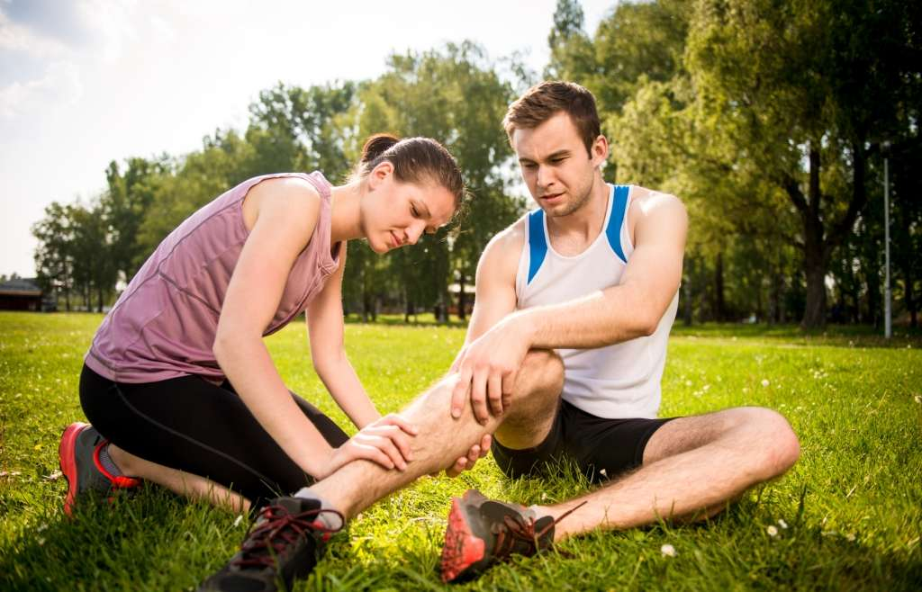 How to prevent muscle cramp during training