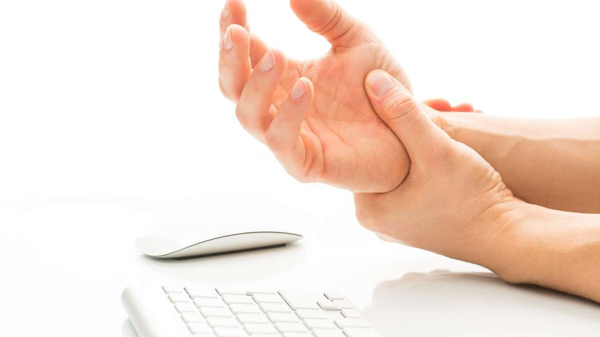 Signs you're getting a Repetitive Strain Injury