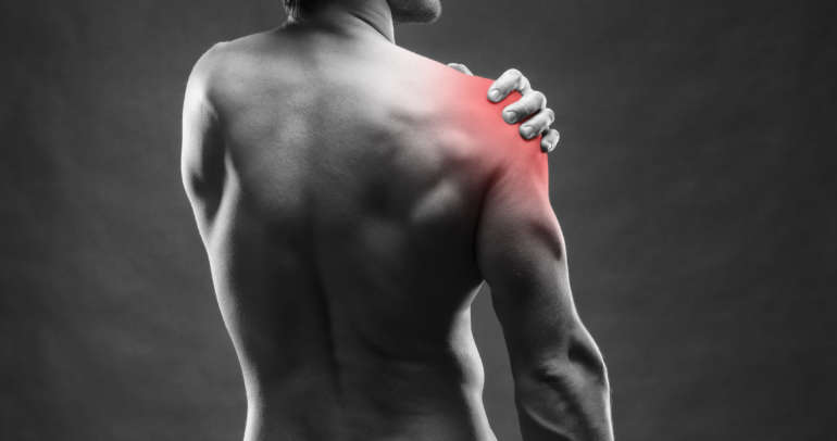 How massage can improve the range and motion of your shoulders