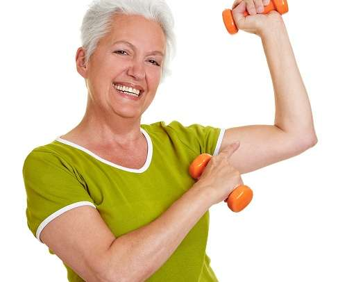 Annie Get Your Guns! Why Women Should Strength Train